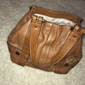 Handbags - Tan MK bag!